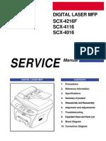 Samsung Scx4x16 Sm