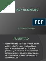 07. Pubertad y Climaterio