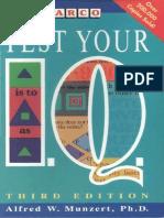Test Your I.Q 3rd Edition-slicer