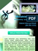 molahidatidosa