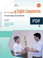 Developing English Competencies for Grade X
