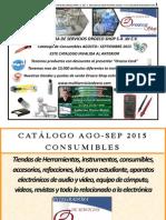 Catalogo Orozco Shop Consumibles Ago-sep
