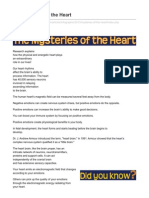 Heartmath.org-The Mysteries of the Heart
