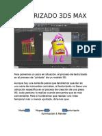 1 Introduccion Al Texturizado 3ds Maxñ
