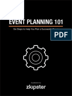 Zkipster Event Planner