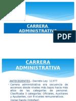 Carrera Administrativa-Perú
