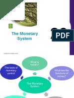Macro Monetary System Wk9 201415