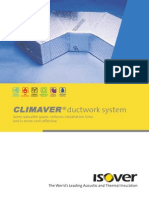 Climaver Ductwork System Brochure