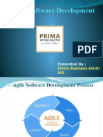 Agile SoftAgile Software Development and its Methodologyware Development and Its Methodology