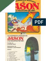 JASÓN Y EL VELLOCINO DE ORO.