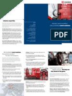 DB Schenker Rail Flyer SteelSolution
