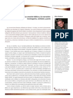 Documento BioLogos Cosmogonia Godawa
