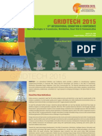 Event- Brochure Gridtech 2015