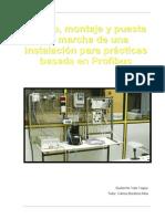 Diseño, Montaje y Puesta en Marcha Panel Automático