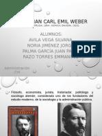 Maximilian Carl Emil Weber