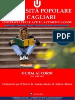 Guida ai Corsi dell'Università Popolare di Cagliari