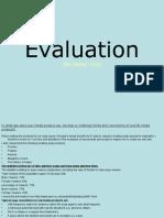 Ellas Evaluation