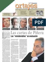 """""""Matrimonio"""" Sobre uniones entre personas homosexuales.  - Reportajes Diario Financiero - 29_01_10"""