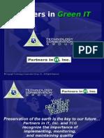 Partners in Green IT Presentation 2010-V31