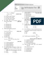 04 Purification, Classification and Organic Compounds Test Final E