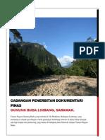 Penerbitan Dokumentari Gunung Buda