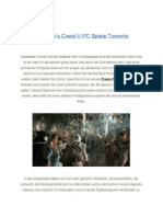 Assassin's Creed II PC Spiele Torrents