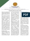 Boletin El Abrazo Nro. 11 - 14.09.2014