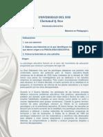Origen Configuracion y Funciones de La Psicologia Educativa