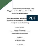 AmalHassan_2007 Novel Natural Products From Endophytic Fungi