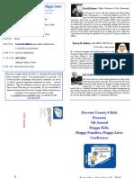 2015 DC4K Conference Registration