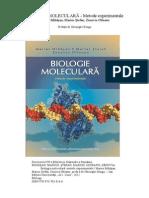 Biologie Moleculară