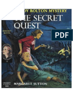 Judy Bolton #33 The Secret Quest