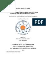 Contoh Pengajuan Proposal Tugas Akhir (Industri Online)(2)