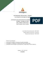ATPS tecnologia de gestao