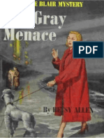 Connie Blair #8 The Gray Menace