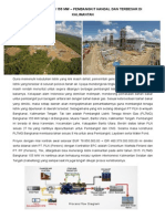 PLTMG Bangkanai 155 MW