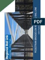 Long Span Pedestrian Truss Bridge - RRL