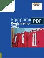 Reg01s Equipamiento Reglamento 2001 Es