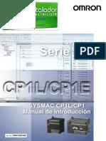 Manual PLC Omron
