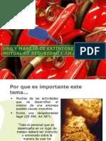 Uso y Manejo de Extintores 5-2008
