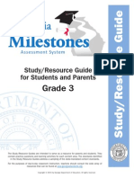 grade 3 study guide