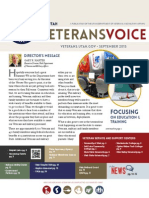 Veterans Voice September 2015