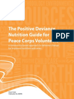 The Positive Deviance Peace Corps Nutrition Guide