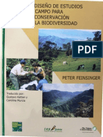Feinsinger 2004_Diseno Estudios de Campo Para La Conservacion