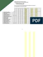Doctorat LMD Genie Mecanique 2013