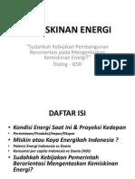 Kemiskinan Energi
