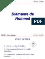 Diamante de Hommel RJ