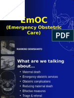 Obstetric and Gynecologic Emergency