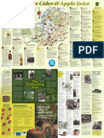 Somerset Cider Map
