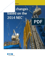 NEC 2008 Changes